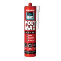 Bison Poly Max orignal transparant 300g