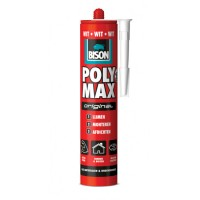 Bison Poly Max orignal wit 425g